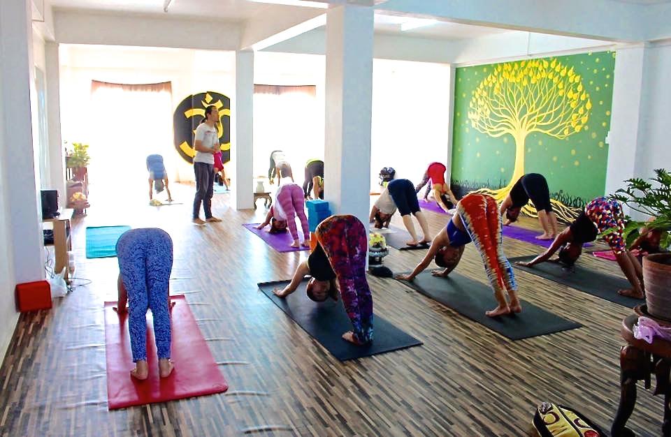 chiangmai yoga studio