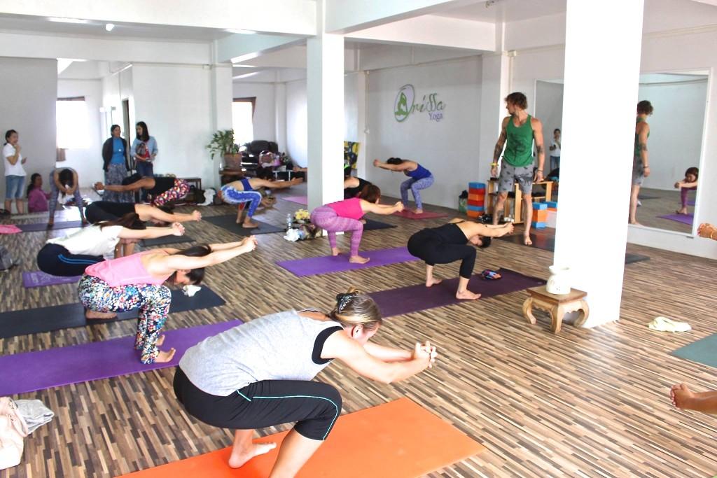 โยคะ เชียงใหม่,teaching yoga chiangmai
