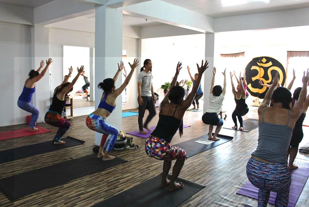 chiangmai yoga, studio yoga chiangmai