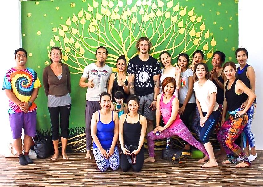 โยคะ เชียงใหม่,yoga chiangmai
