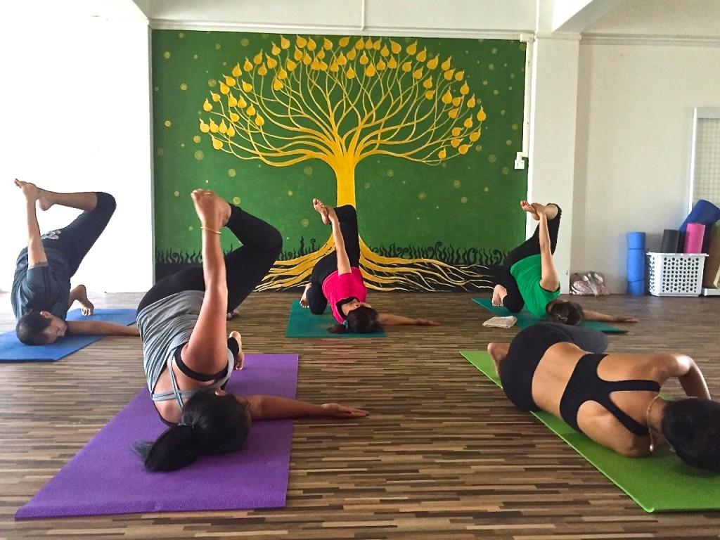 โยคะ เชียงใหม่,yoga chiangmai studio