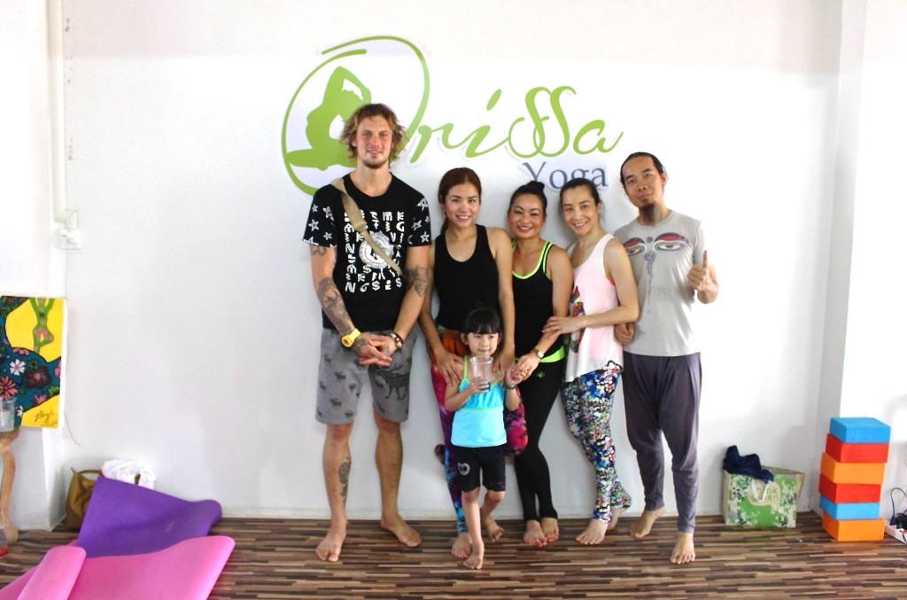 yoga chiangmai thailand,yoga chiangmai, chiangmai yoga studio