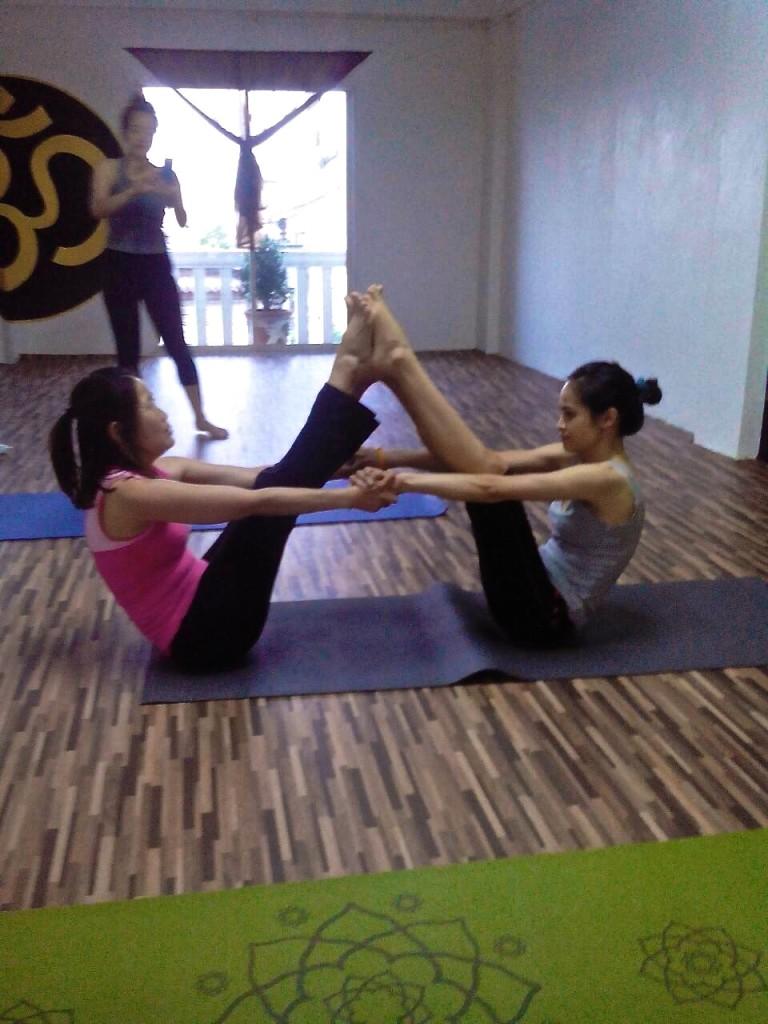 yoga classes chiangmai,โยคะ เชียงใหม่