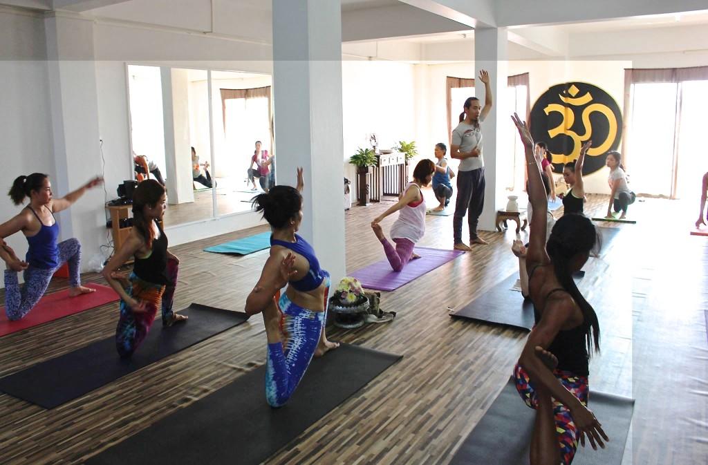โยคะ เชียงใหม่,yoga chiangmai thailand