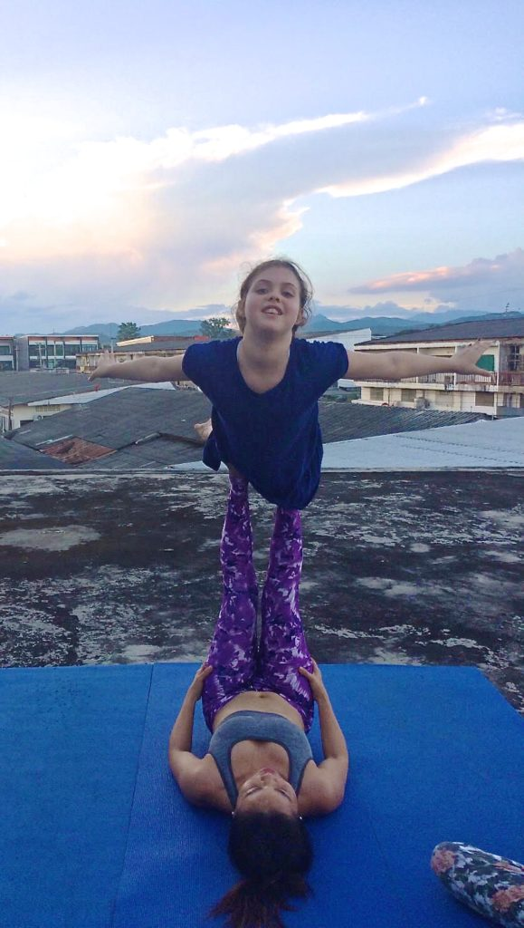 Kids yoga chiang mai,chiang mai children's yoga,yoga chiangmai children