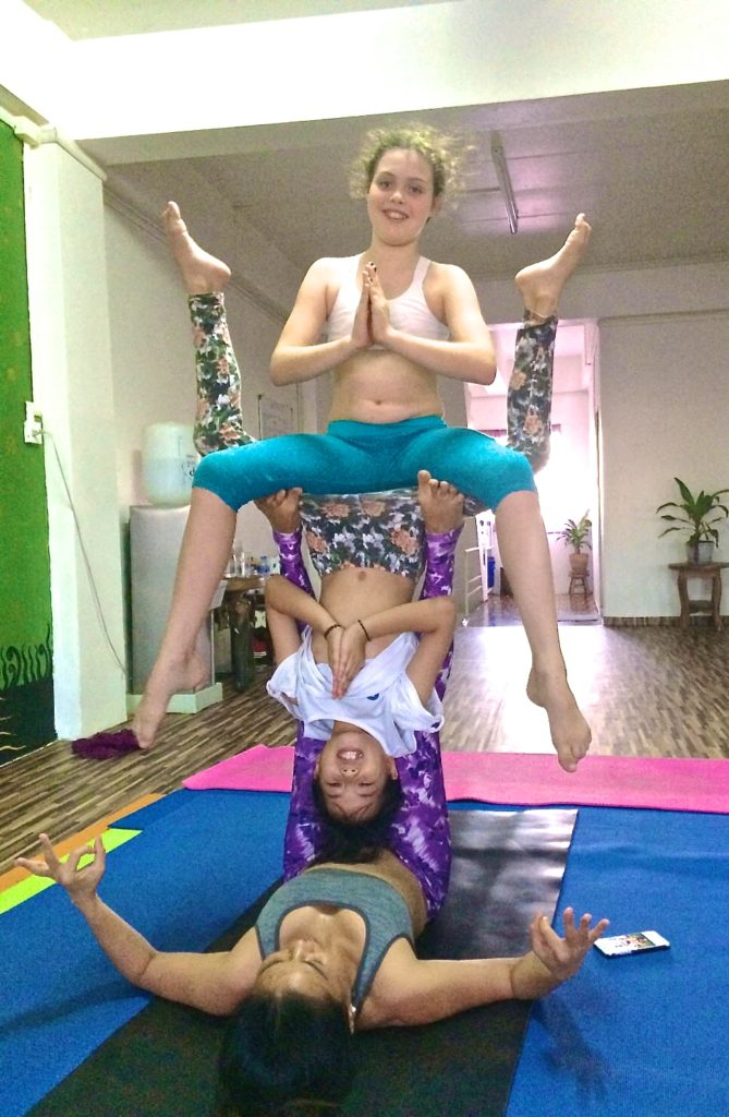 Kids yoga chiang mai,chiang mai children's yoga,yoga chiangmai children
