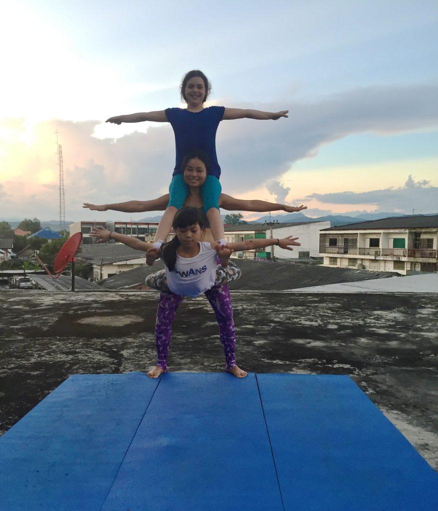 kids yoga chiang mai nurseries