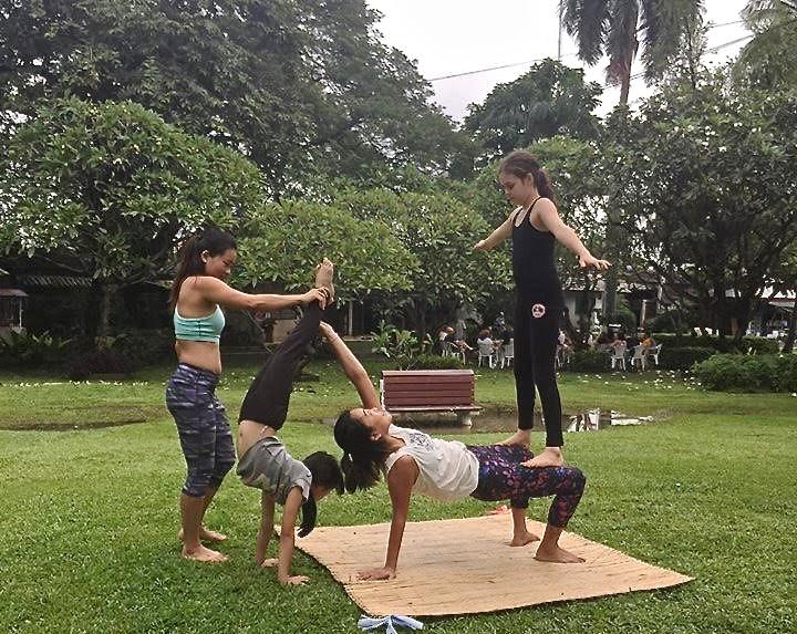 childrens yoga chiang mai,childrens yoga chiangmai, kids yoga chiang mai